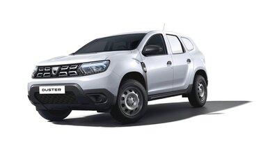 Profilansicht des Dacia Duster LKW