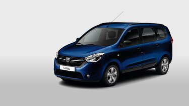 Profilansicht des Dacia Lodgy