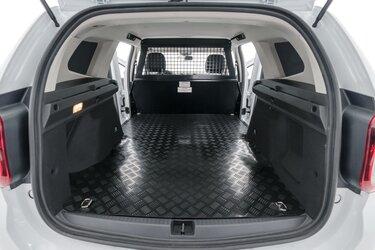Innenraum des Dacia Duster LKW