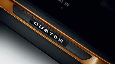 Dacia Duster beleuchtete Einstiegsleisten