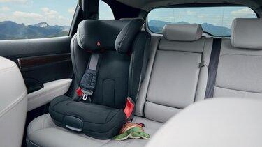 Dacia Duster Duoplus Isofix Kindersitz