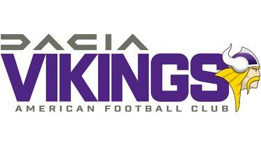 Logo des Dacia Vikings American Football Club