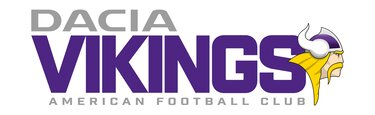 Logo des Dacia Vikings American Football Club