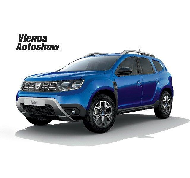 Sondermodell Dacia Celebration