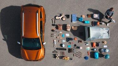 Dacia Zubehär-Pakete