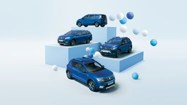 Dacia Celebration Range
