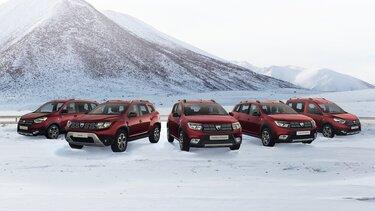 Dacia Winter-Angebote