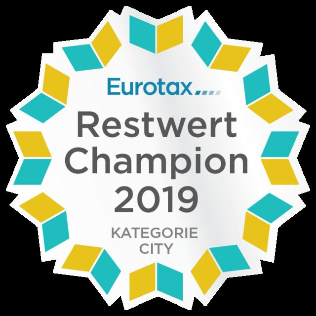 Sandero – Restwert Champion 2019