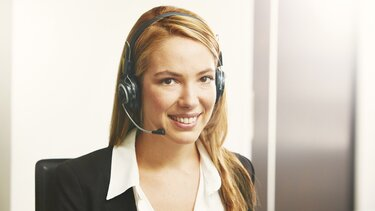 Dacia Call Center Telefonistin