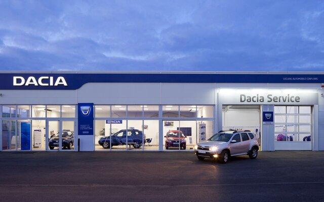 Dacia Werkstatt