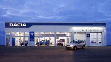 Dacia Fachwerkstatt