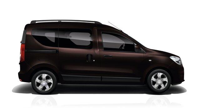 Profilansicht des Dacia Dokker