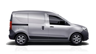 Profilansicht des Dacia Dokker Van