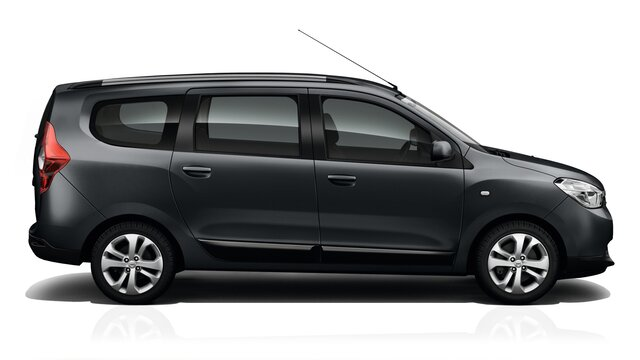 Profilansicht des Dacia Lodgy Supreme