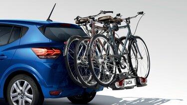 Dacia - Porte-vélos