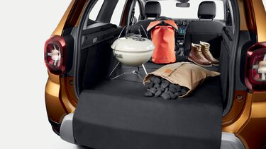 Protège coffre - Easyflex - Dacia