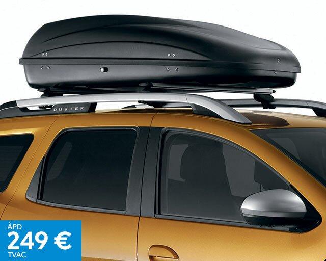 Coffre de toit - 395 €