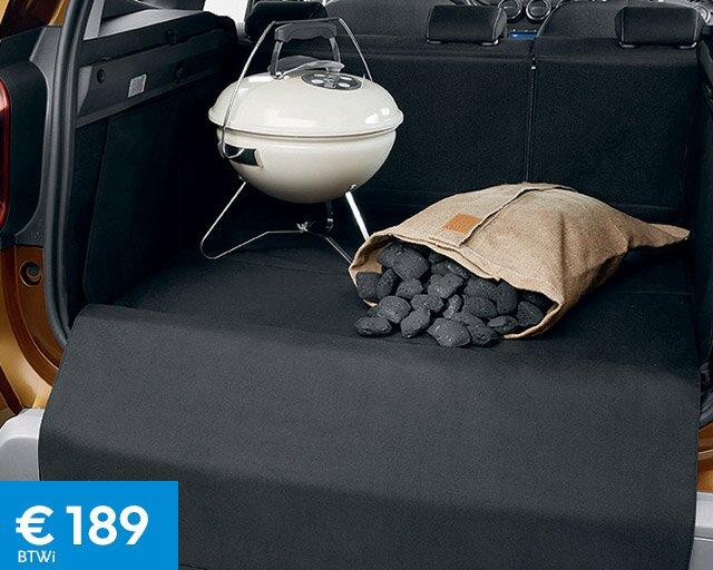 Easyflex kofferbescherming - € 189