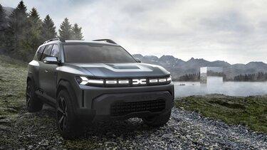 Dacia Bigster - Concept car