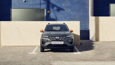 Dacia Spring Electric reveal
