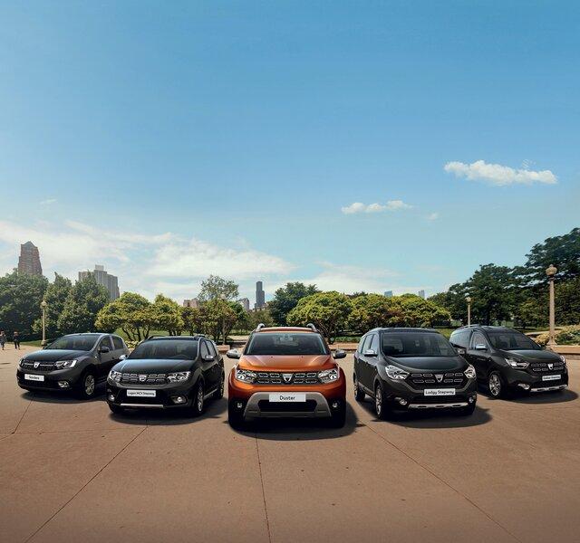 Conditions Salon sur toute la gamme Dacia