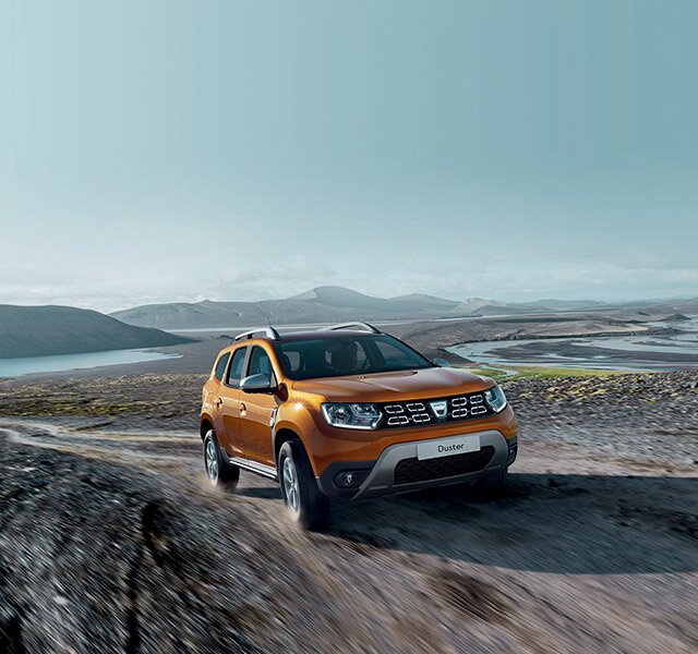 Dacia Duster Liberty