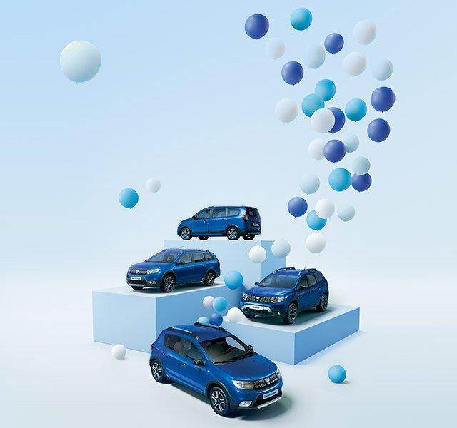 Beperkte serie Anniversary - Dacia