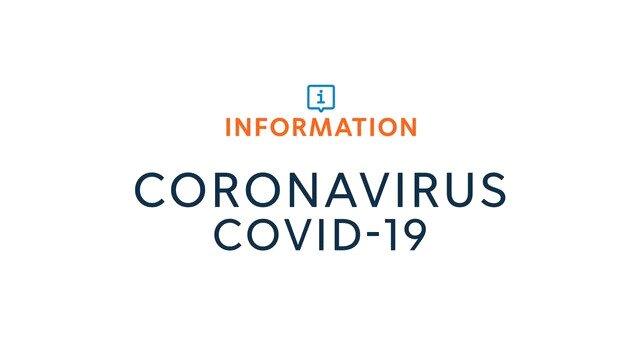 COVID-19 - Visuel d'information