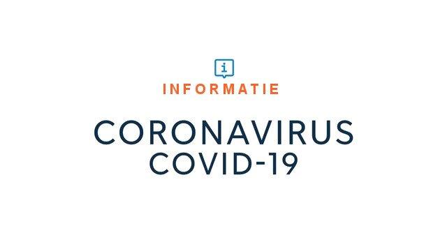 COVID-19 - Informatie