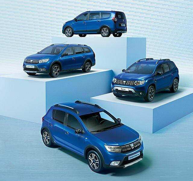Série limitée Anniversary - Dacia