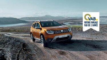 Dacia Duster - Essence, Diesel ou LPG, c'est le même prix !