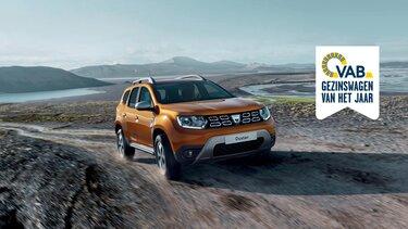 Dacia Duster - Benzine, Diesel of LPG voor dezelfde prijs !