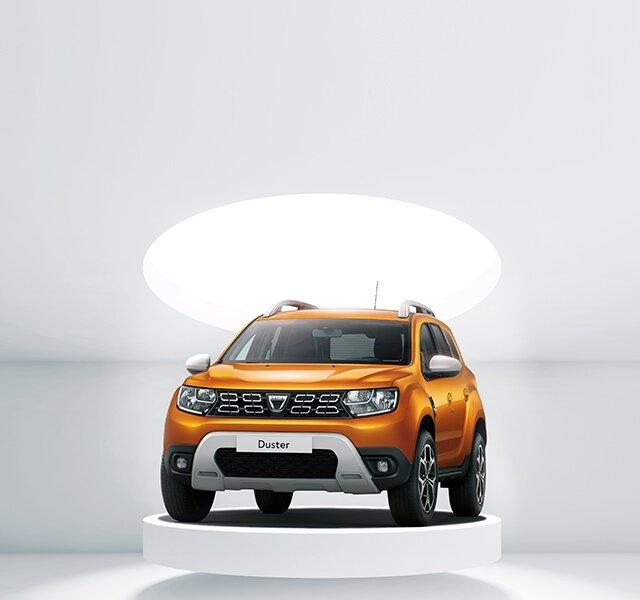 Специално предложение за Dacia Duster