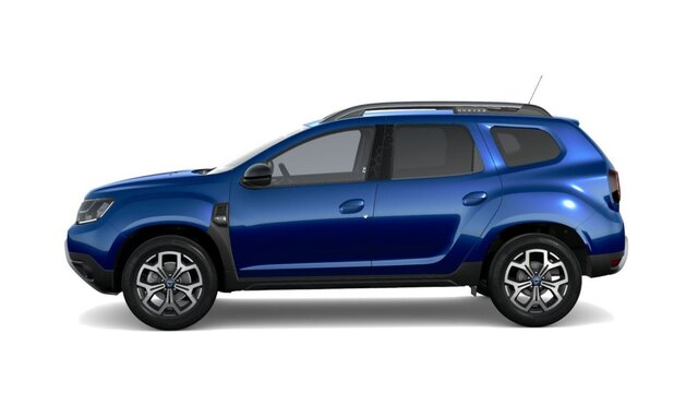 Dacia DUSTER HJD Blue line - профил