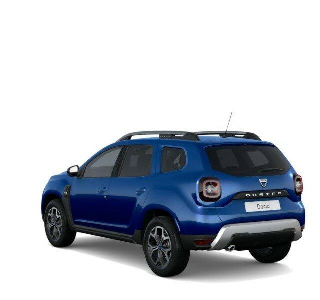 Dacia DUSTER HJD Blue Line