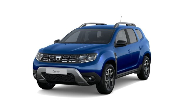 Dacia DUSTER HJD Blue Line - екстериор