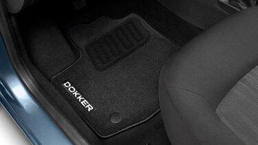 Dacia Dokker – Fussbodenmatten