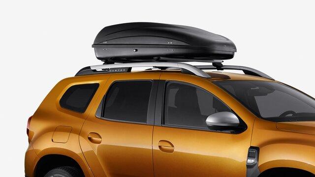 Dacia Duster– Ohne Werkzeug abnehmbare Anhängerkupplung