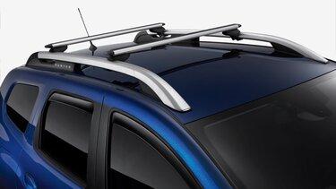 Dacia Duster – Protezione del bagagliaio Easyflex