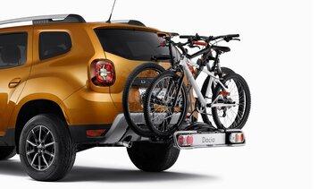 Dacia Duster – Baule da tetto rigido