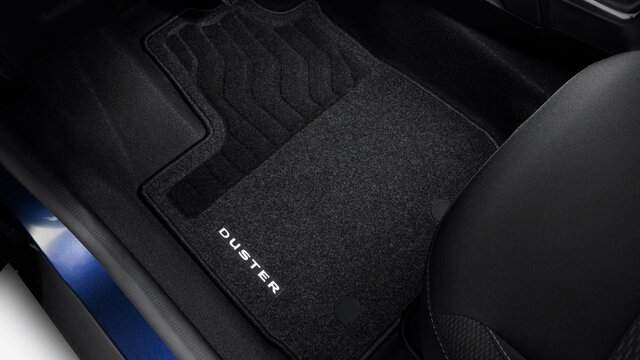 Dacia Duster– Textilfussmatten