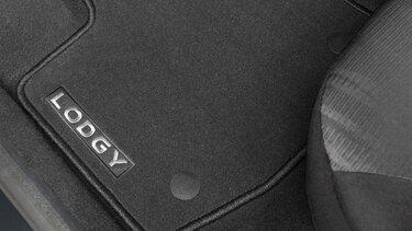 Lodgy - Bracciolo con portaoggetti