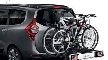 Dacia Lodgy – Fahrradträger-Anhängerkupplung