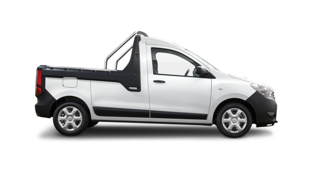 Dacia Dokker Van Pick-up laterale