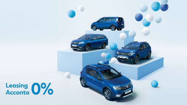 Dacia Ultimate Range