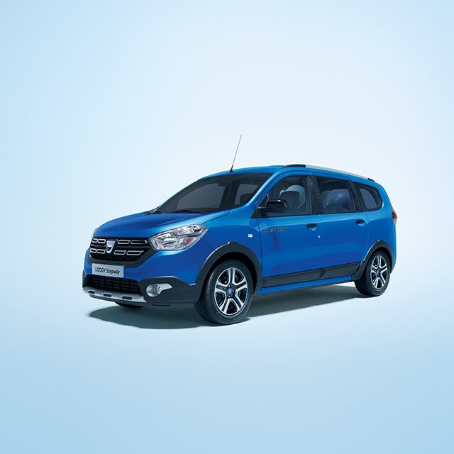 Dacia Lodgy Stepway Celebration Design