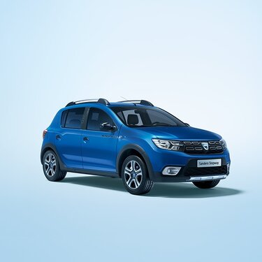 Design de Dacia Sandero Stepway Celebration
