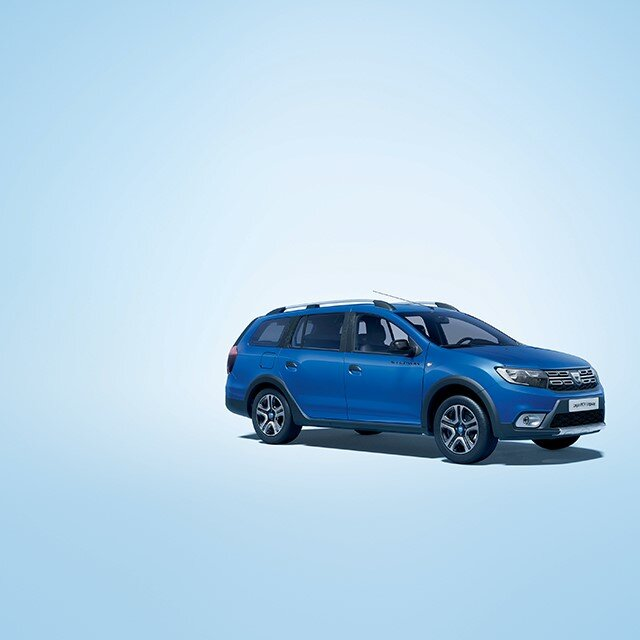 Dacia Logan MCV Stepway Celebration Design