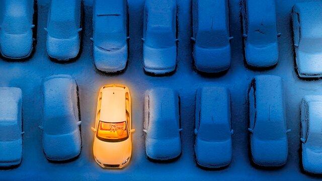 Dacia Duster– Verchromter Frontbügel