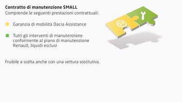 Contratto di manutenzione SMALL